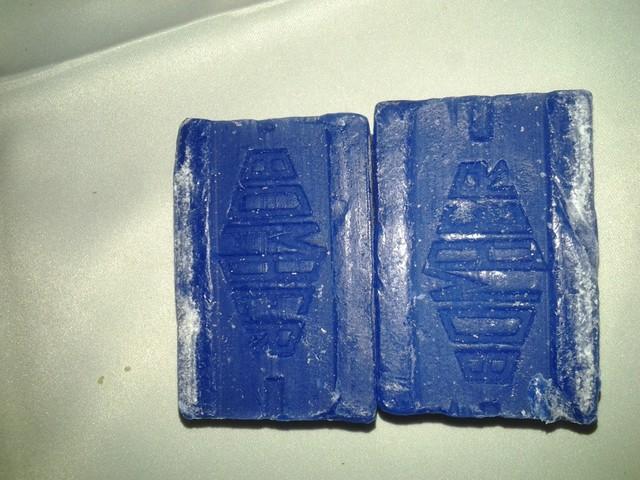Blue Soap Caribbean Dictionary